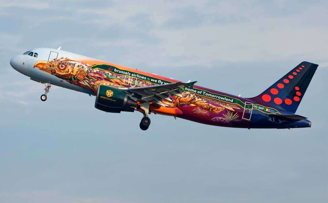 Brussels Airlines – Barcelona
