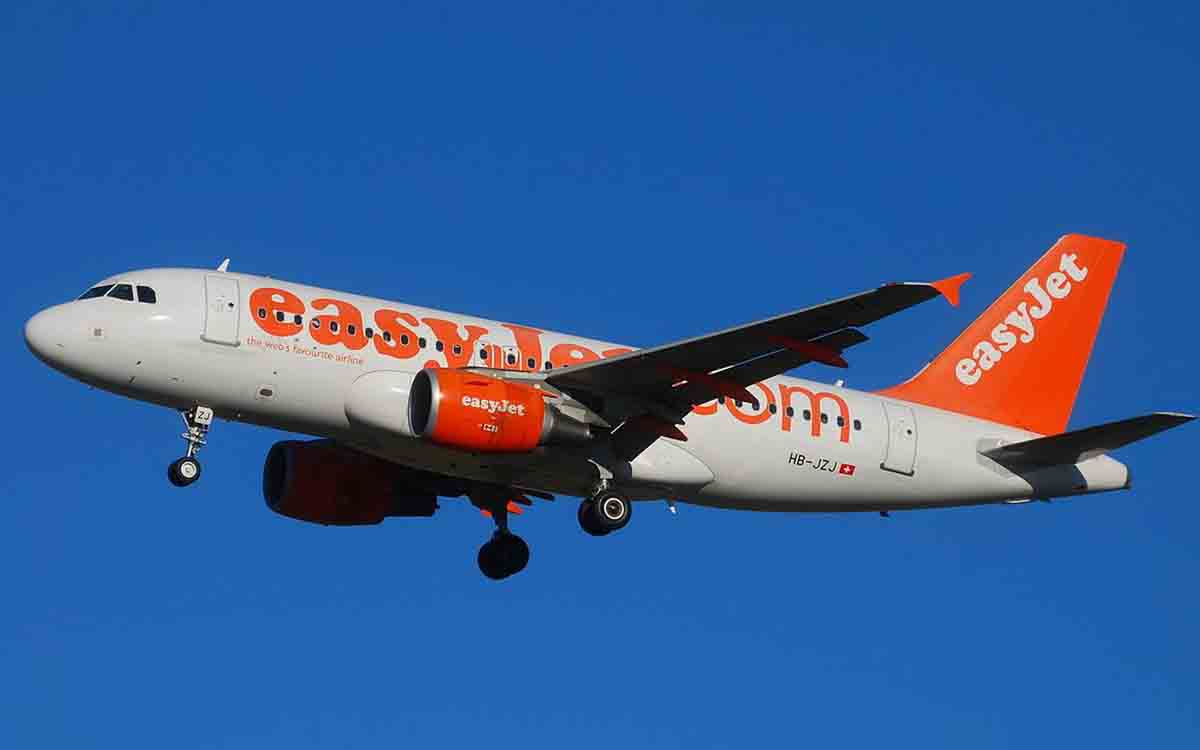 Easyjet Switzerland – Barcelona